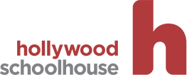 Hollywood Schoolhouse Sticky Logo
