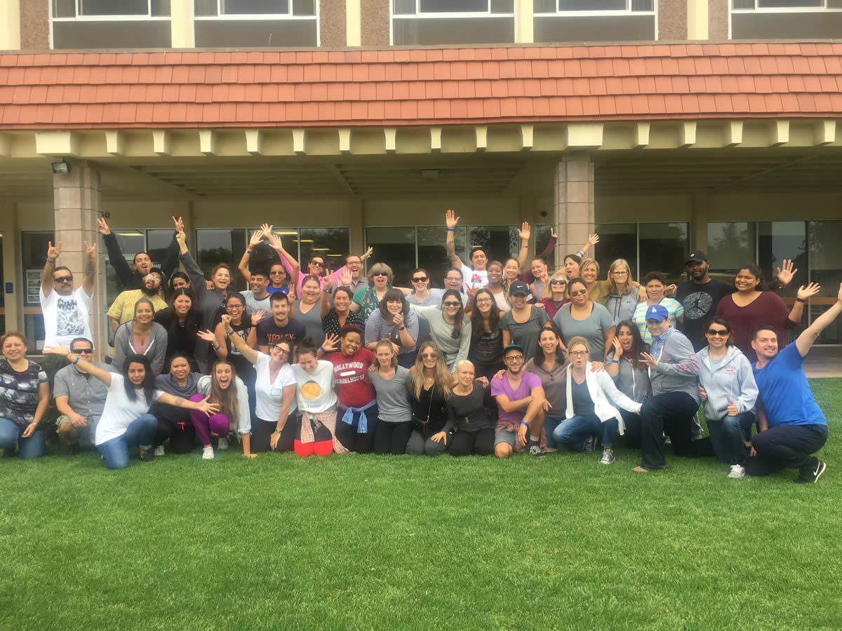 Hollywood Schoolhouse Staff